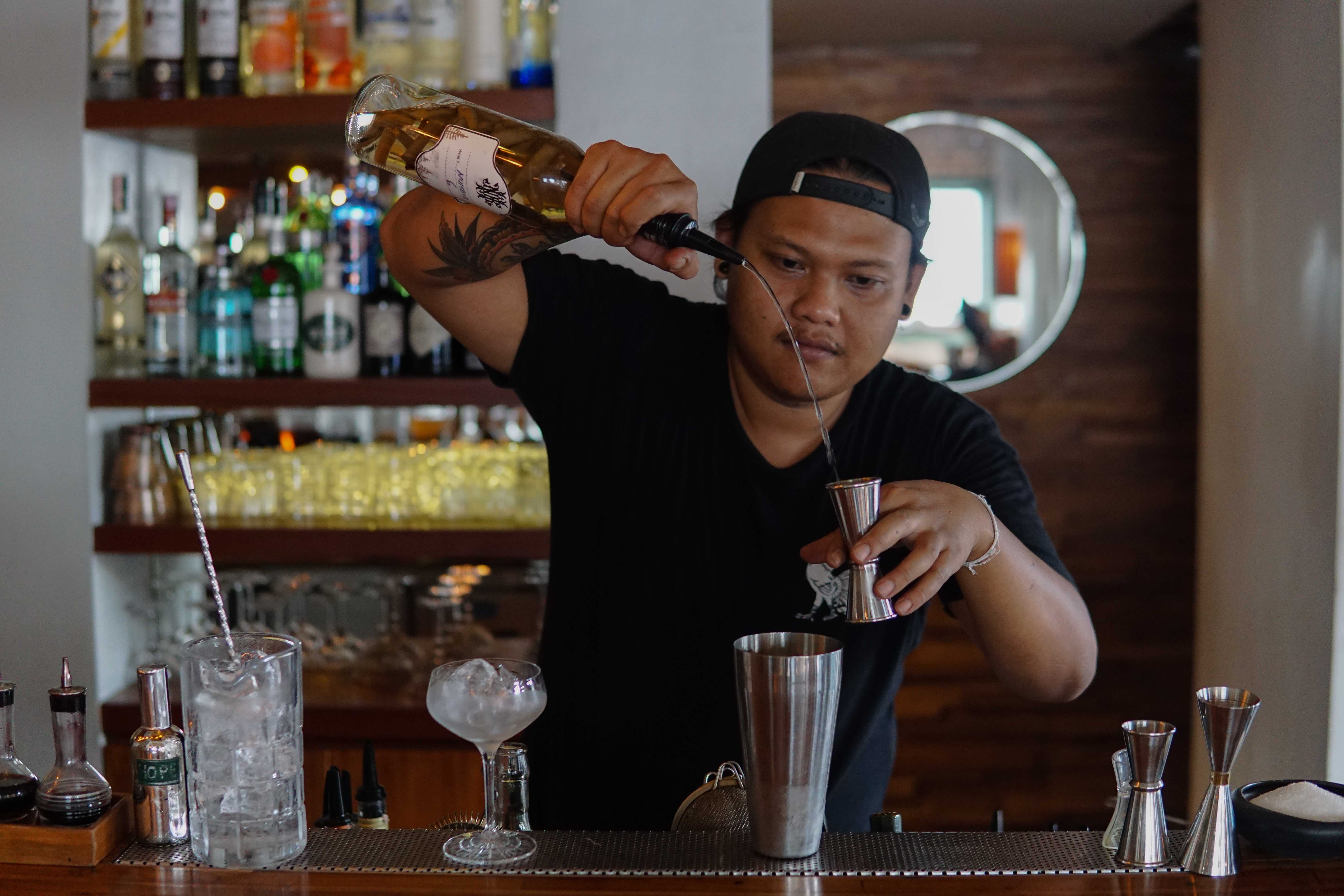 what is a bar takeover when bali s top mixologist 0